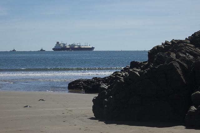 LNG tanker