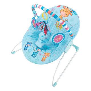 Cadeira De Descanso Girafa Maxi Baby - Azul