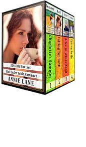 Seasons Box Set by Annie Lane