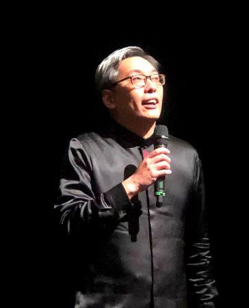 蔡伟总领事致词