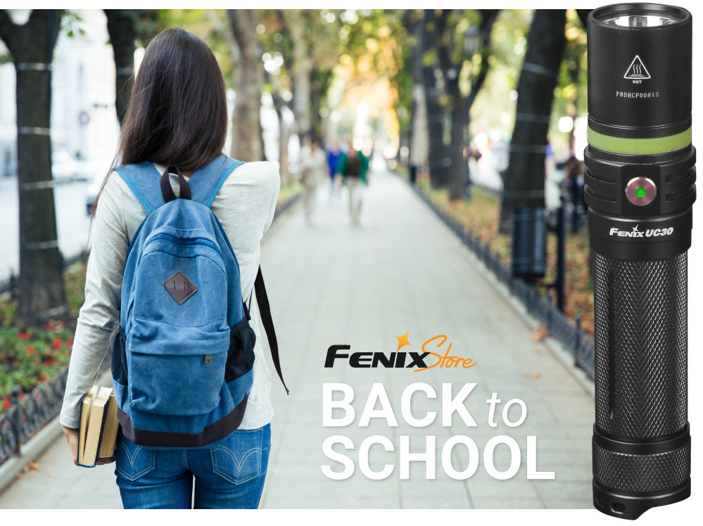 Back to School with Fenix Store