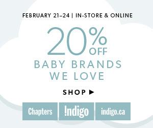 20% off Baby Brands We Love (ends Feb 24)