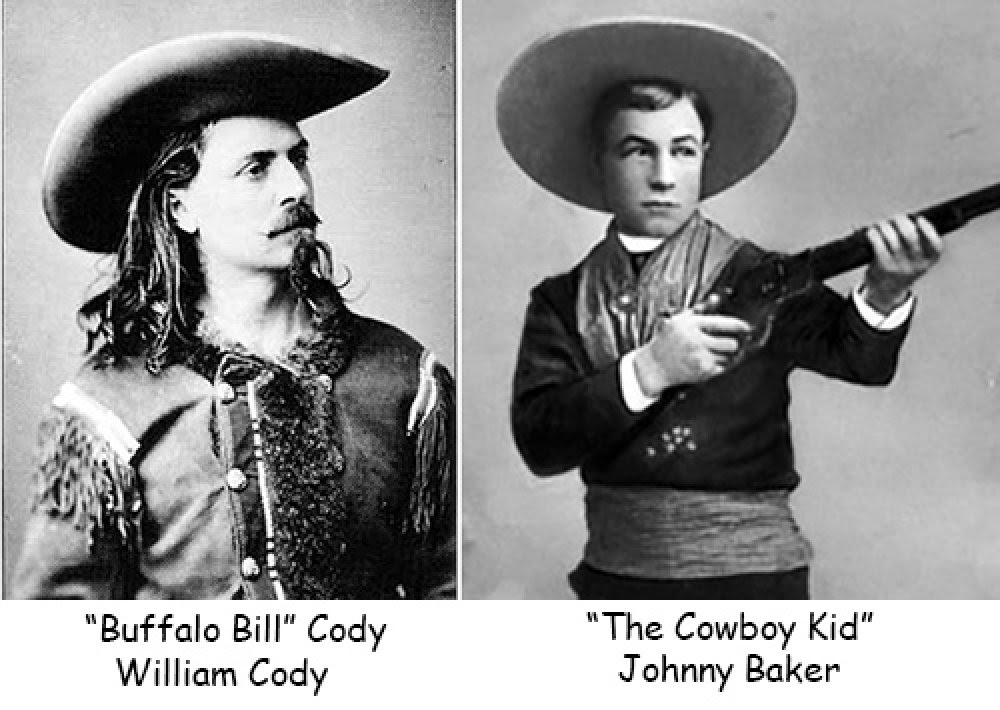 The Cowboy Kid, Johnny Baker