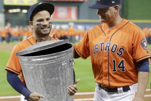 One of the many nicknames: The Houston Trashtros. Picture Source: Reddit