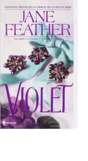 Violet by Jane Feather