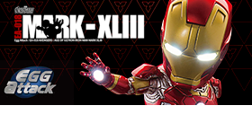 EGG ATTACK IRON MAN MARK XLIII
