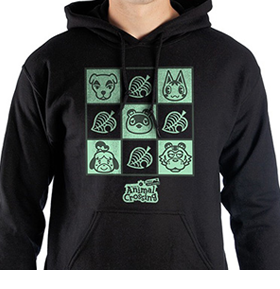 Animal Crossing: New Horizons Hoodie