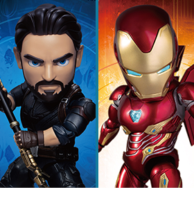 AVENGERS: INFINITY WAR EGG ATTACK ACTION FIGURES