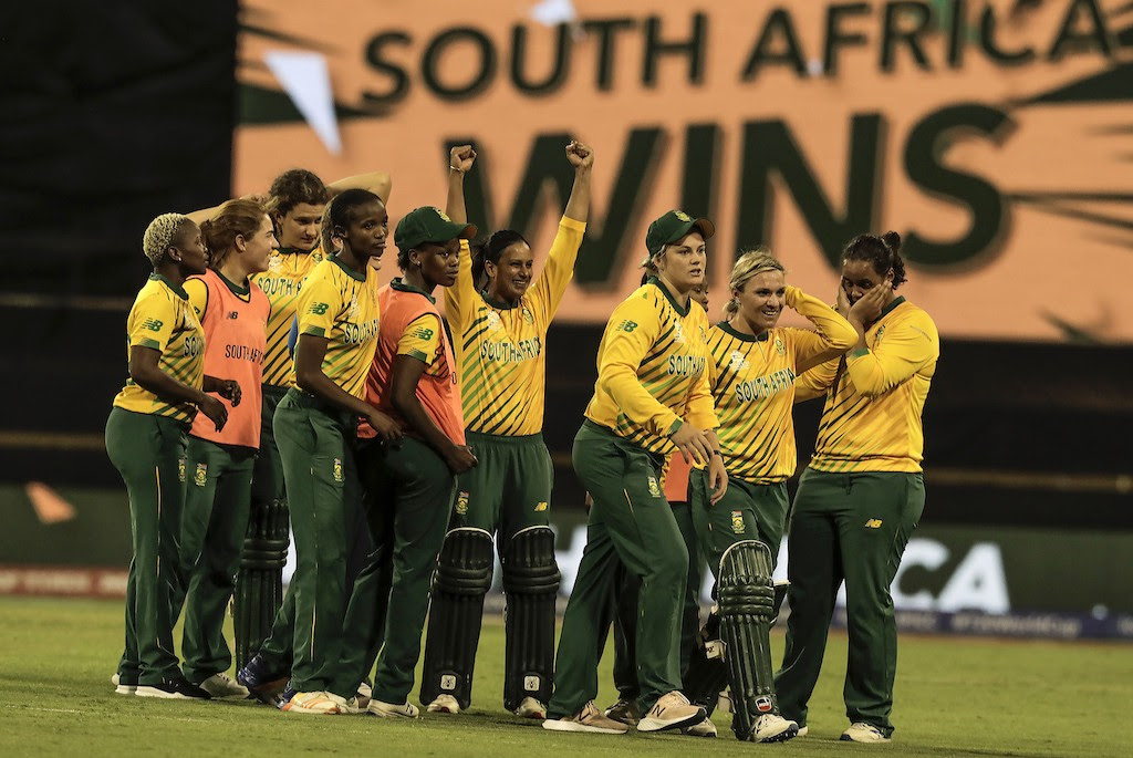 South Africa women's national cricket team