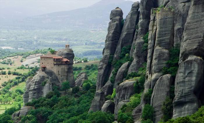 Monasteries of Meteora!