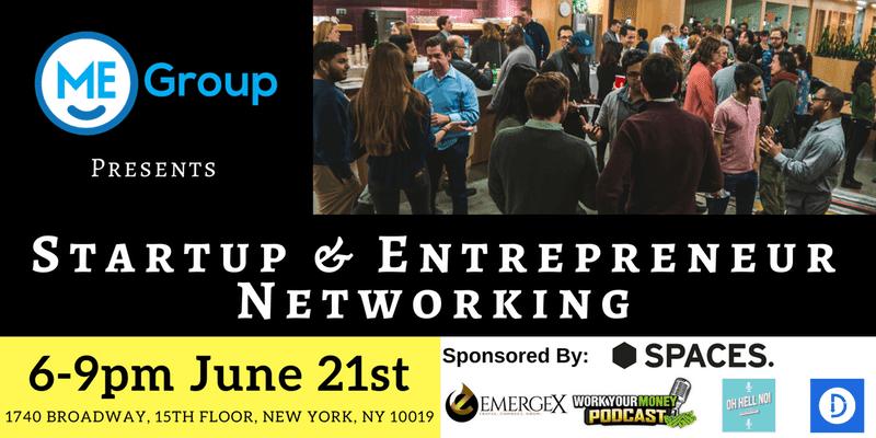 Startup & Entrepreneur Networking