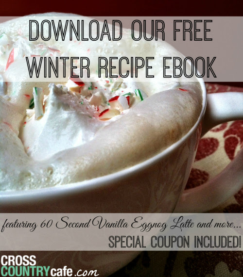 FREE Winter Coffee Recipe Eboo...