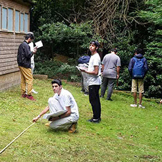 ADEC students from UAE taking part in Community Service