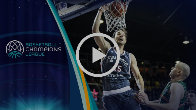 Top 5 Plays - Tuesday - Gameday 7 - Basketball Champions League 2017-18