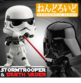 STAR WARS NENDOROIDS