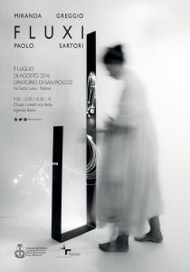 Fluxi. Miranda Greggio e Paolo Sartori