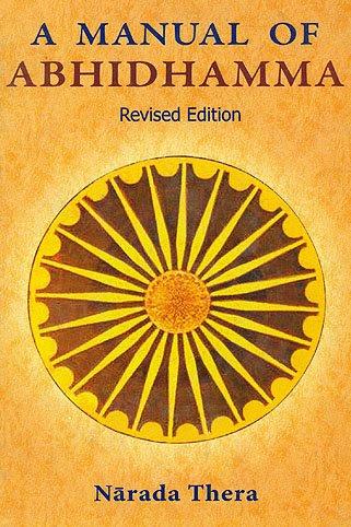 Abhidhamma book cover