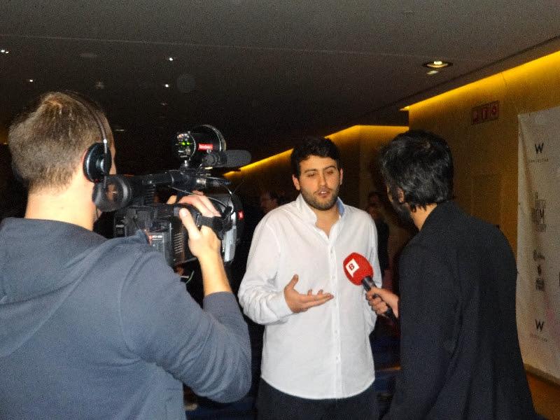 A hotel room story se presenta en el hotel W de Barcelona