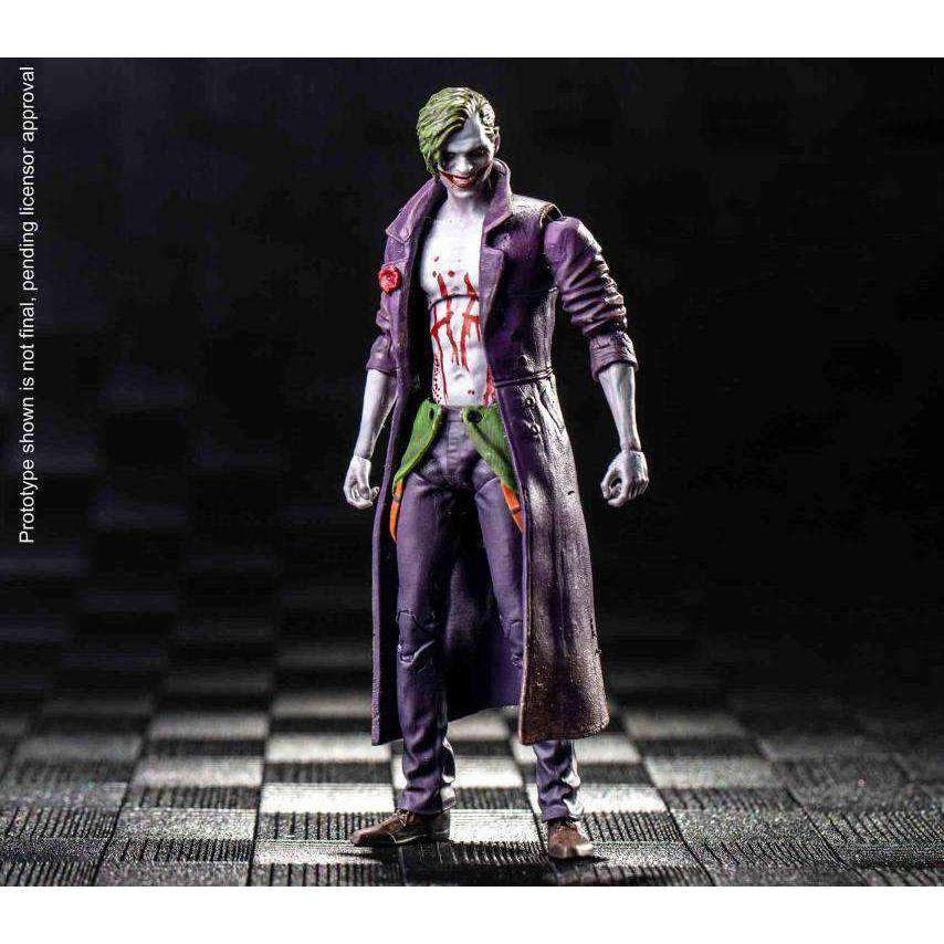Image of Injustice 2 Joker 1/18 Scale PX Previews Exclusive Figure - JULY 2019