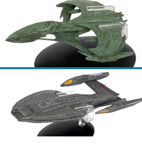 Star Trek: The Official Starships Collection