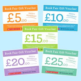Book Fair Vouchers