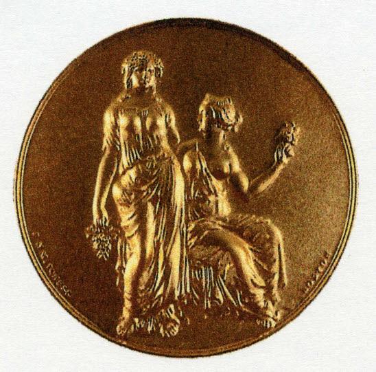 Gold Medal 2015