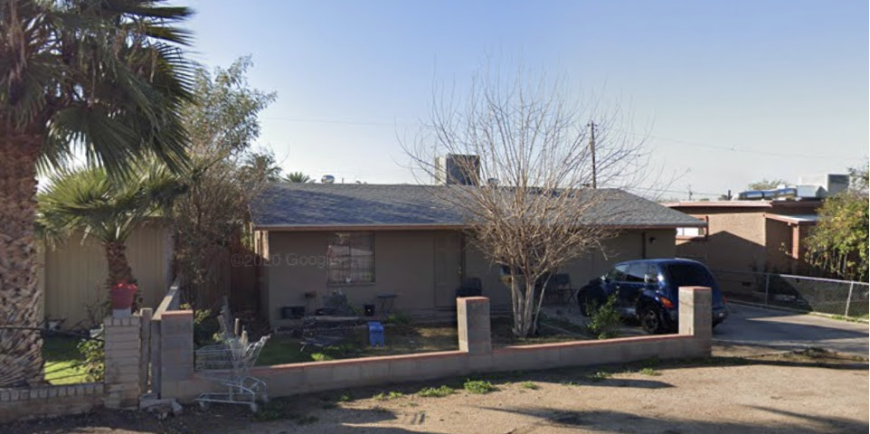 3607 W Pearce St Phoenix, AZ 85009 wholesale property listing