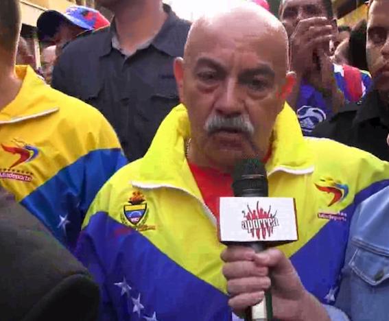 Así actua la derecha nacional e internacional´´ señaló Darío Vivas, primer vicepresidente de la Asamblea Nacional
