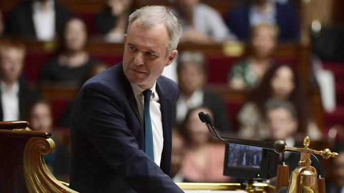 """VIDEO. """"Putain il est chiant lui"""" : le président de l'Assemblée François de Rugy se lâche"""