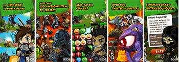 Battle Gems Screenshots