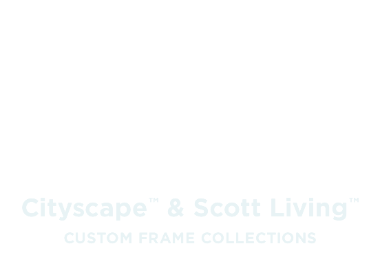 45% OFF Cityscape & Scottliving Custom Frame Collections