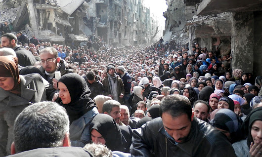 The Syrian Holocaust: A Pre-planned Genocide And Forced Exodus