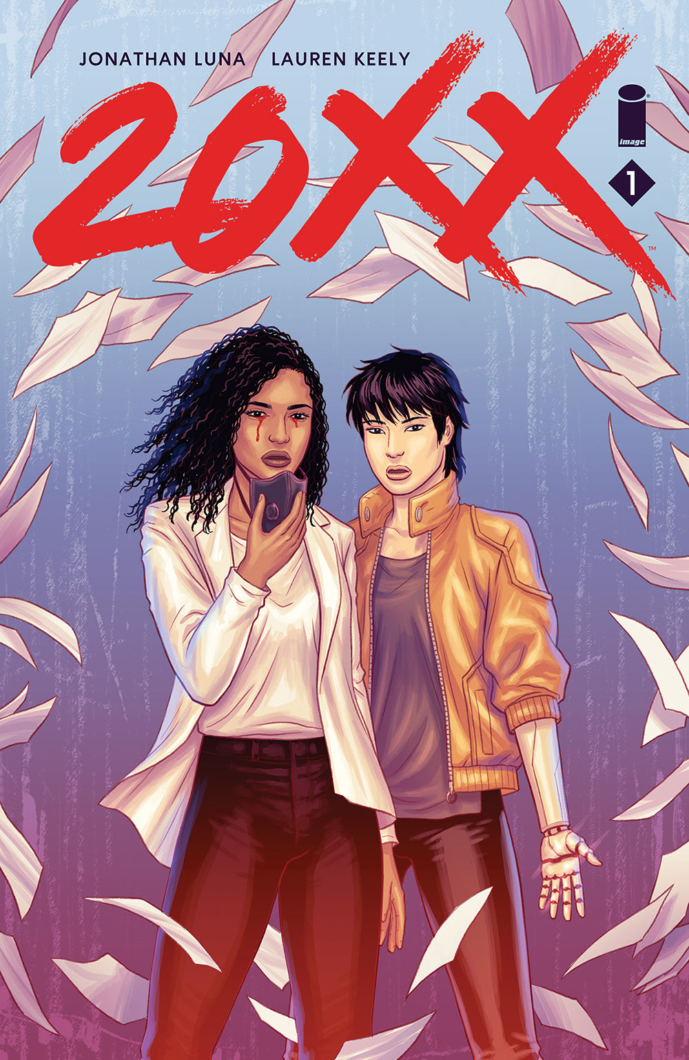 Image announces new sci-fi thriller series, 20XX