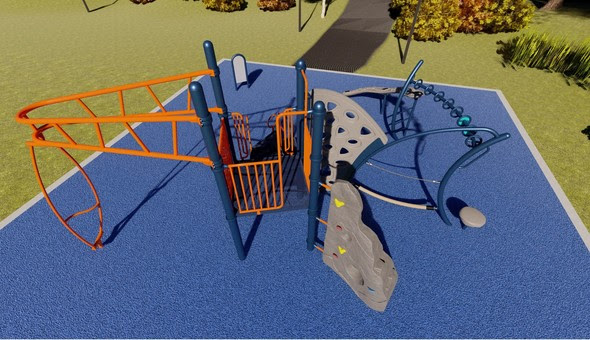 Berkeley Park 5-12 years rendering