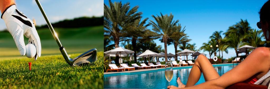 Sân golf 36 lỗ quy mô nhất khu vực & Hồ bơi rộng
