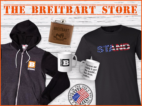 The Official Breitbart Store