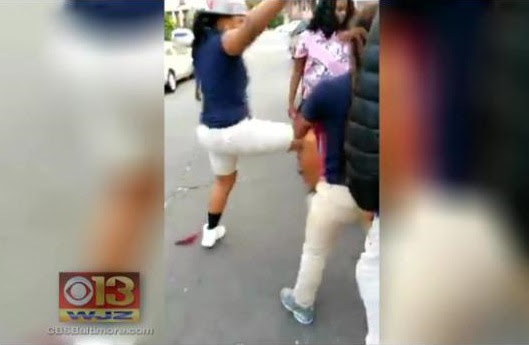 TEEN ON WAY TO JOB INTERVIEW BEATEN, ROBBED BY GANG OF BLACK THUGS!