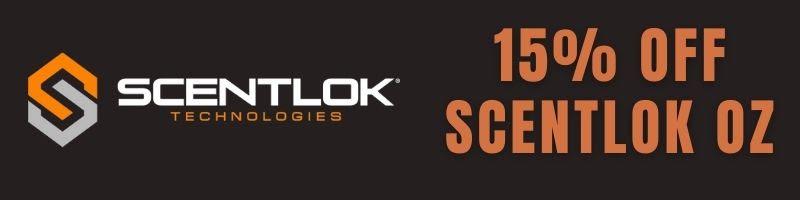 2020 Cyber Monday Scentlok oz