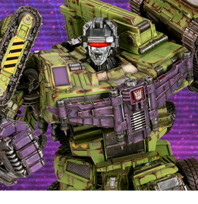 Transformers: Legacy Of Cybertron Devastator Limited Edition Statue