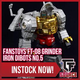 FansToys FT-08 Grinder