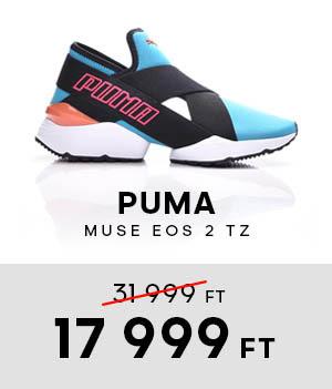 Klubárakon klubkártya nélkül - PUMA MUSE EOS 2 TZ