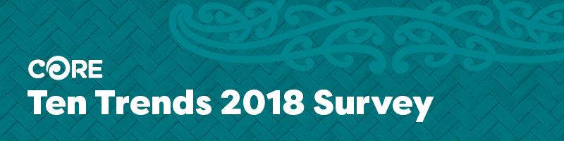 Ten Trends 2018 Survey