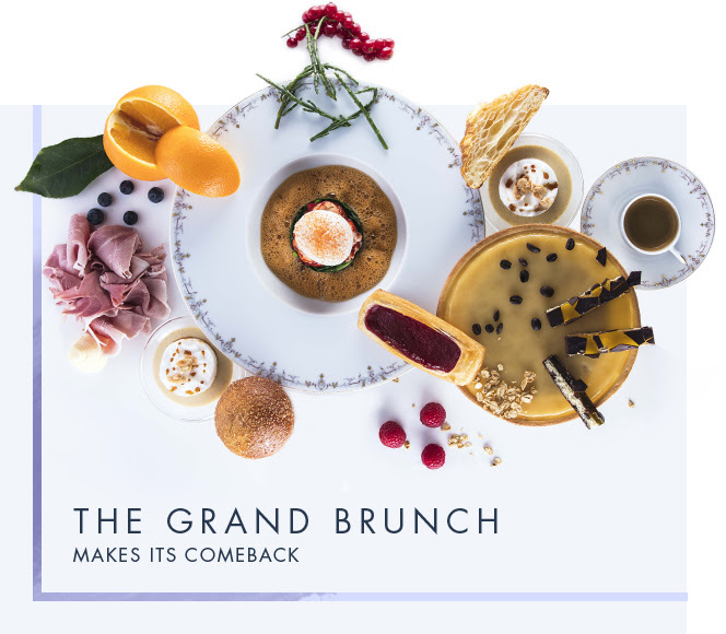 THE GRAND BRUNCH