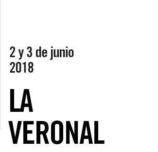 2 y 3 de junio 2018 . La Veronal