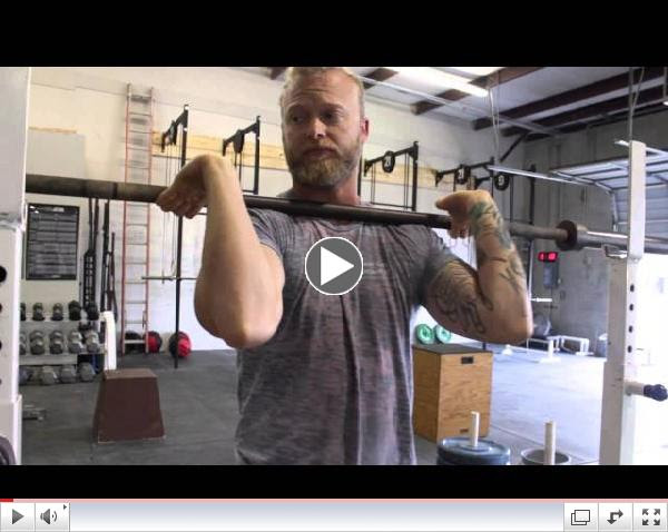 Jerk Fix for CrossFit: How to Increase the Amount of Weight You Jerk