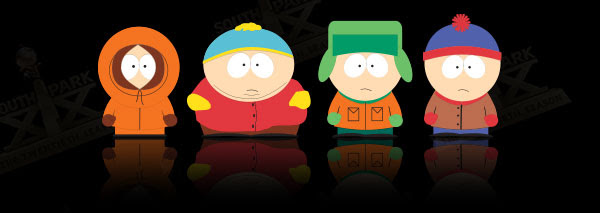 Loot Crate Presents South Park™ Special Edition Crate