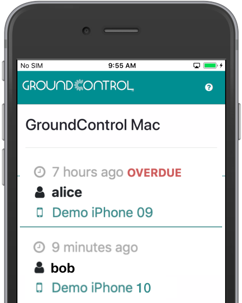 Release Notes – GroundControl