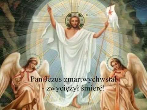 Pan Jezus zmartwychwstał - Łódź Piotrowa - YouTube