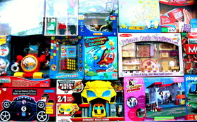 Some imported children's toys may contain toxic chemicals, and health and safety advocates say the government isn't doing enough to test or restrict them. (Joseph Mischyshyn/geograph.ie)