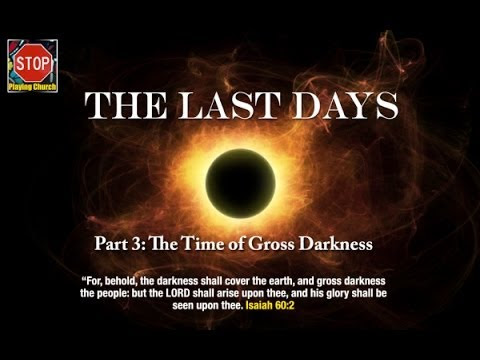 Three Days of Darkness Is Coming, What You Need to Know!